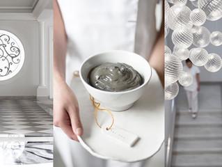 Grand Hotel Trieste & Victoria в Абано Терме приглашает в White Spa на чувственный ритуал 5 Sens