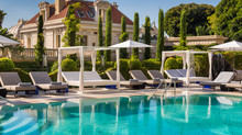 Планы на осень: аква-йога в отеле Metropole Monte-Carlo