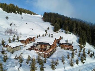 «Cердце» Трех долин: новый отель группы Airelles – Le Refuge de la Traye в Мерибеле