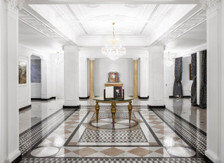 Junior и Senior White: новые сьюты в термальном отеле Grand Hotel Trieste & Victoria