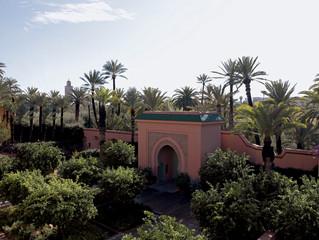 Марокко в мае: отель Royal Mansour открывает двери секретных мест Марракеша