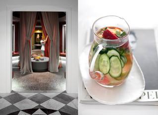 Антиоксидантная диета в спа-отелях GB Thermae Hotels, Абано Терме, Италия