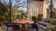 Новое пространство в отеле Royal Mansour: арт-резиденция, ресторан-«гнездо» и органический сад