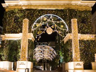 Магия Рождественской ночи и подарки от Givenchy в отеле Metropole Monte-Carlo