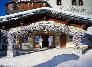 Праздничный Куршевель ждёт: обновленный Les Airelles открыл сезон!