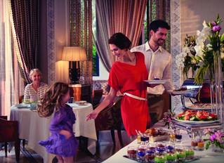 Моменты лета в отеле Royal Mansour Marrakech: пожить в риаде Prestige и зайти на воскресный бранч от