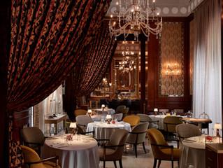Ресторан SESAMO и дизайнерское бюро 3BIS в отеле Royal Mansour Marrakech