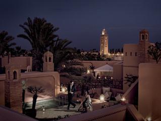 Марракеш для двоих: День всех влюбленных в Royal Mansour Marrakech