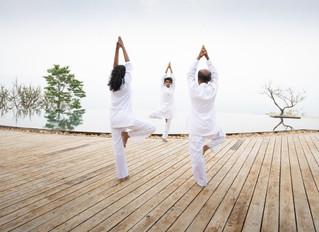 Йога-терапия для лечения заболеваний психологического характера в Prakriti Shakti, Индия