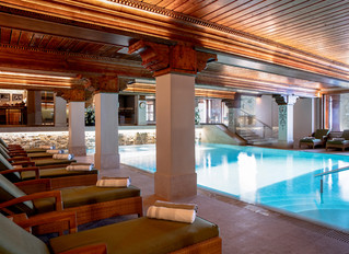 К зиме готовы: пятиступенчатый уход от La Mer в спа-центре отеля Les Airelles, Куршевель