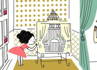 """Марокканский отель Royal Mansour Marrakech выпустил книгу для детей """"Lila is looking for Mansou"""