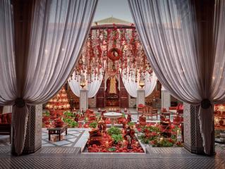 Встречайте Новый год и Рождество в марокканском дворце Royal Mansour