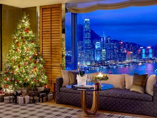 Новый год в новом отеле Rosewood Hong Kong: кантонская кухня и салют над Бухтой Виктория