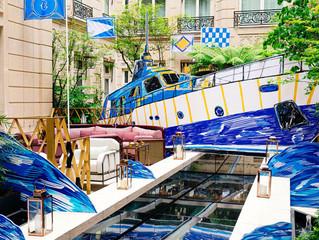 Hôtel de Crillon, A Rosewood Hotel превратится в яхт-клуб чтобы отпраздновать 100-летие коктейля Neg