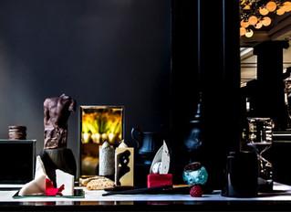 Чаепитие в честь выставки  работ Огюста Родена: грани искусствав отеле Rosewood London