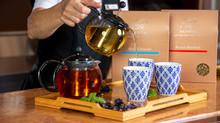 Предновогодний детокс: Palaсe Merano представил собственную линию травяных чаев и настоев Revital