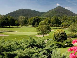 В Падую на гольф-турнир с GB Thermae Hotels, Abano Therme