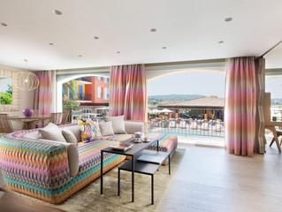 В стиле французской Ривьеры: палас-отель Byblos Saint Tropez готовится к сезону 2018