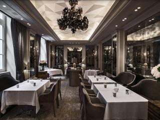 Первая звезда Мишлен: награжден ресторан L'Ecrin отеля Hotel de Crillon, a Rosewood Hotel, в Пар