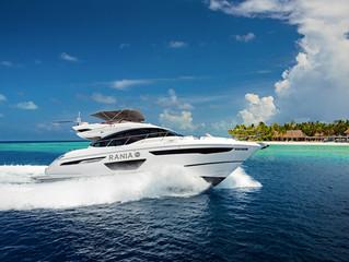 Трансфер мечты: в Velaa Private Island из аэропорта Мале на самой быстрой и мощной яхте на Мальдивах