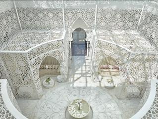 Инновационные процедуры Subtle Energies и Dr. Burgener Switzerland в отеле Royal Mansour Marrakech