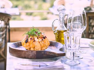 Новый гастрономический ресторан открылся в отеле la Bastide de Gordes, Горд, Франция