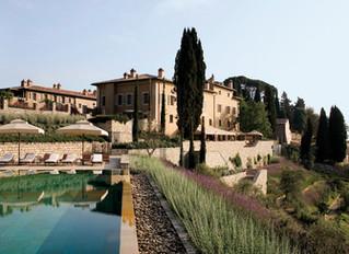 Новый отель в коллекции Season'S - встречаем весну в Тоскане с Rosewood Castiglion di Bosco