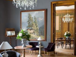 Свадьба в резиденции мэра: счастливые дни в поместье Château Le Thil, Бордо, Франция