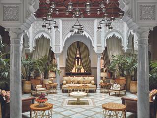 #SOONTOGETHER: как готовится к открытию отель Royal Mansour Marrakech