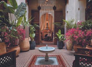 Рестарт: отель Royal Mansour вновь принимает гостей и открывает двери секретных мест Марракеша