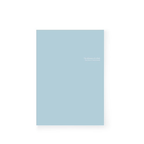 The whiteness of a whale / Robert Zhao & Satoshi Kataoka