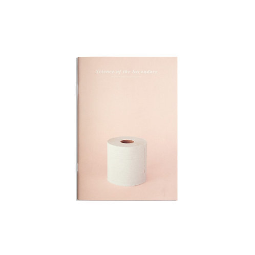 Science of Secondary: Toilet Paper / Atelier HOKO