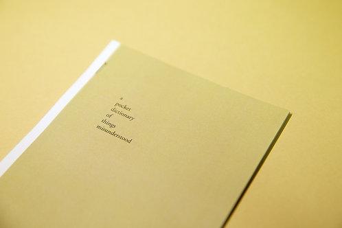 A pocket dictionary of things misunderstood / Genevieve Leong
