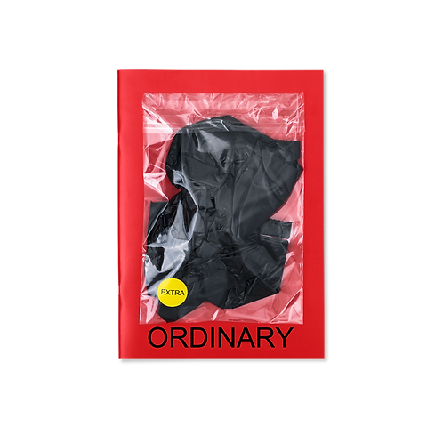 Ordinary Magazine: Issue #5 Rubbish Bag [Double Issue]