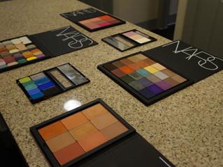Kit Organization: NARS Pro Palettes