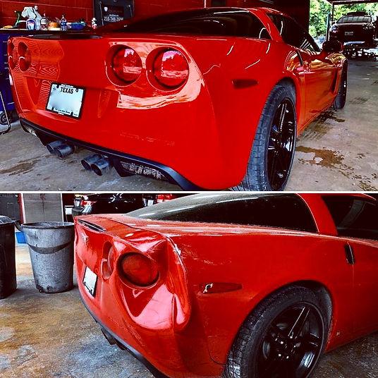 Corvette C6 Repair
