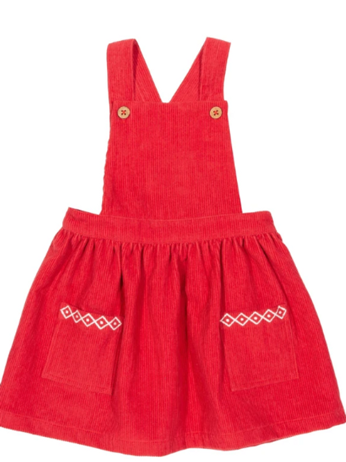 Mini Pocket Pinafore