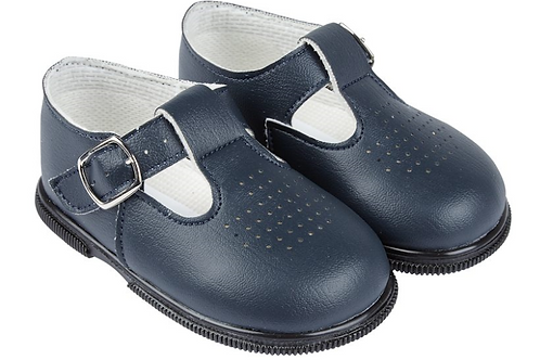 Matt  Navy Shoes