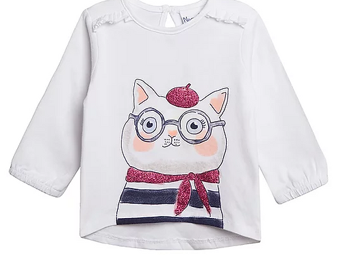 French Cat Top