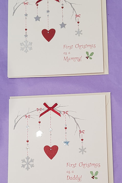 First Chistmas Cards