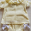 Thumbnail: Little Nosh Knitted Top and Pants set