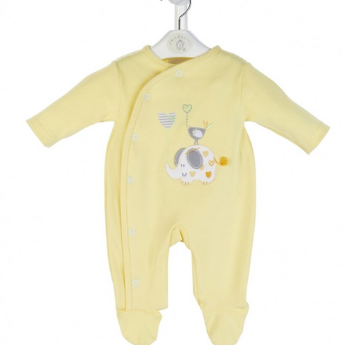 Lemon Sleep Suit