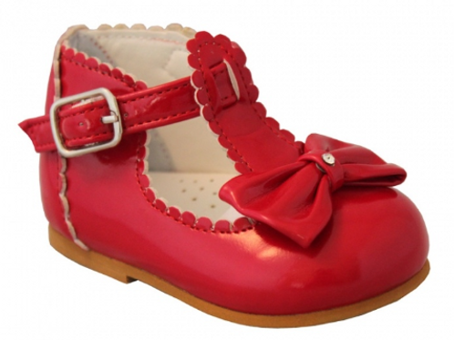 Red Sally Shoe