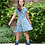 Thumbnail: Petal Press Skater Dress