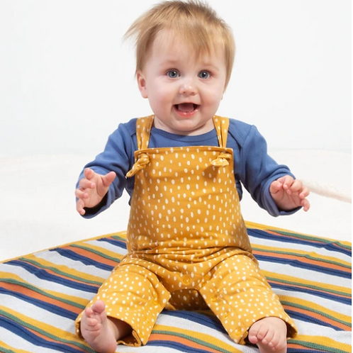Speckle Dungarees