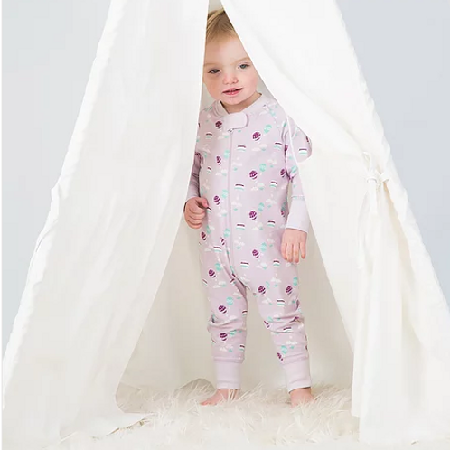 Cotton Rompers - 2 pack