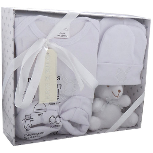 """""""Bunny"""" Five Piece Gift Sets"""