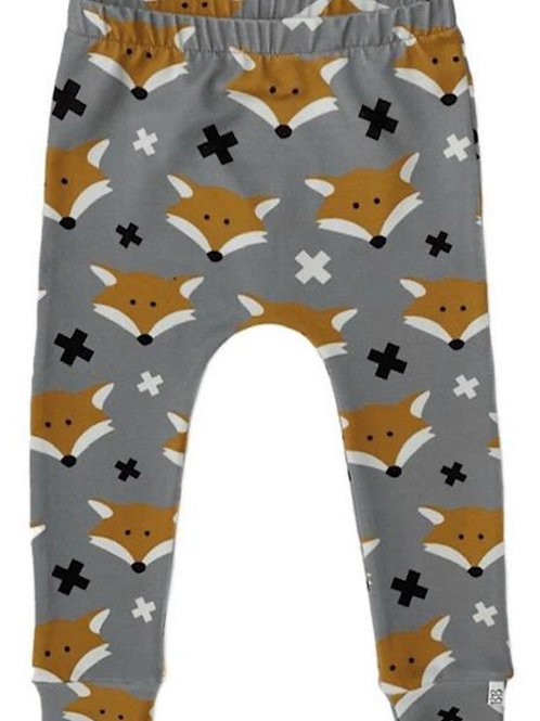 Foxes and Crosses Leggings