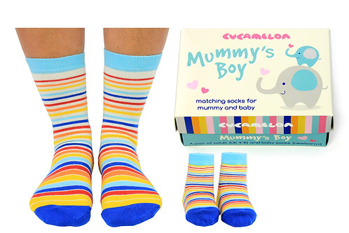 Mammy's Boy Socks