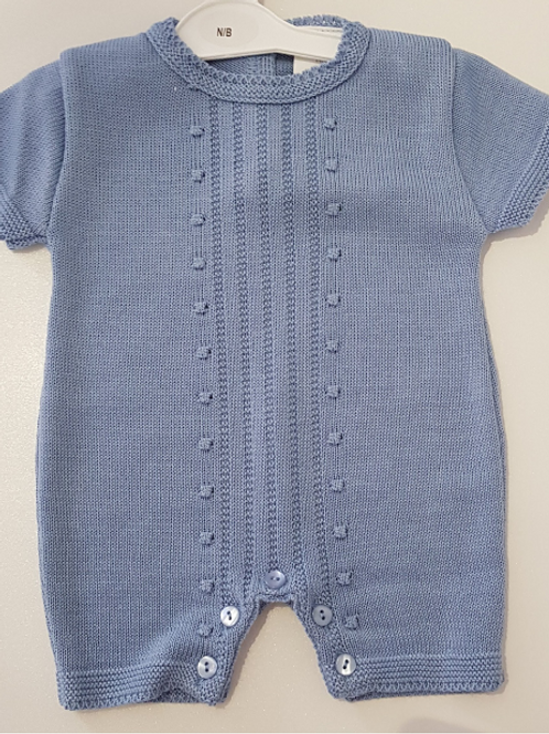 Little Nosh Knitted Romper